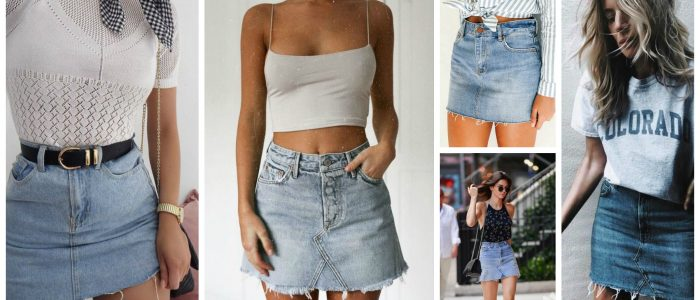 Denim Skirts: A Feel-Good Fashionable Addition to Your Wardrobe