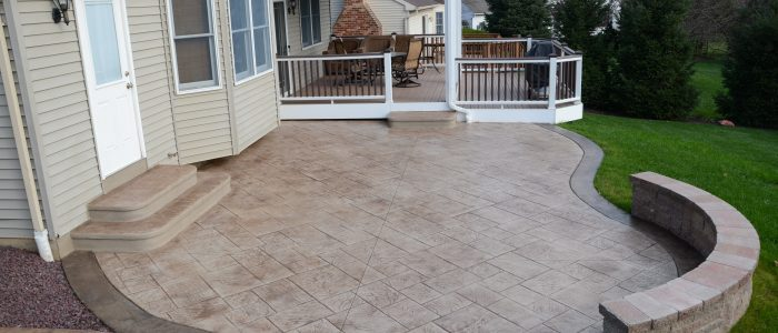 Know All About What Is A Stamped Concrete Patio Now?