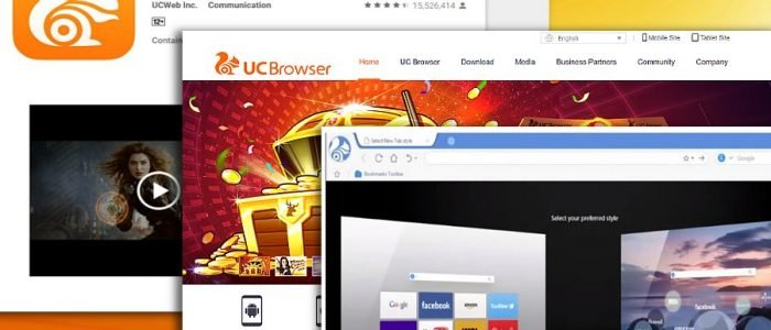 Proper Way For UC Browser APK File Download