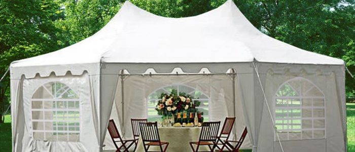 The Ultimate Partner for Outdoor Events – Canopy Tent