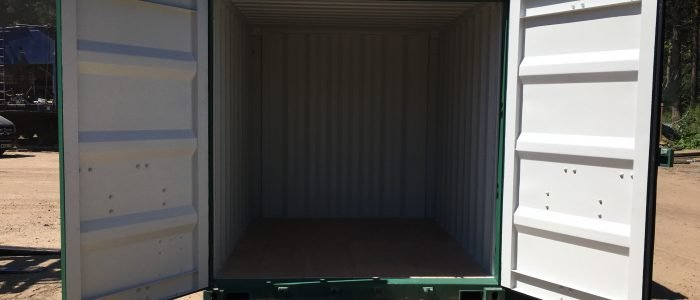 Top 2 Important Things That You Need To Consider While Renting A Container
