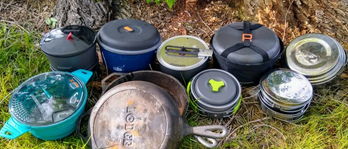 3 Factors That Can Help You Out In Selecting The Best Pots And Other Utensils For Camping